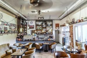 Kaviareň u Baristu – Michalovce
