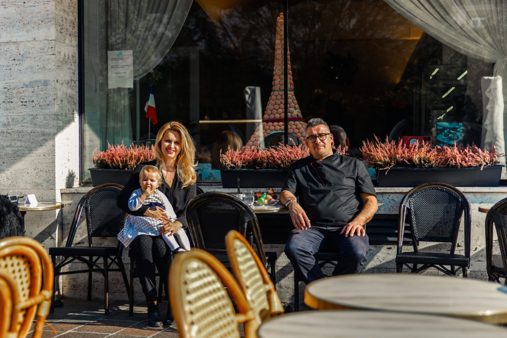 Cafe de Paris – Košice