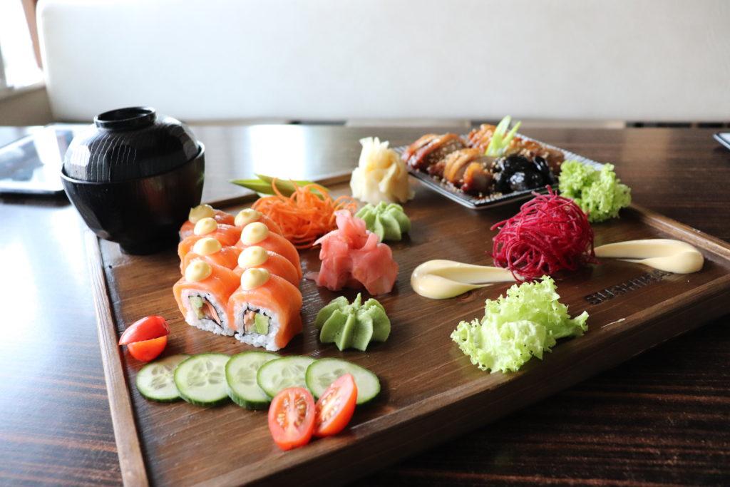 Sushi Hanil –  Žilina – II.Návšteva