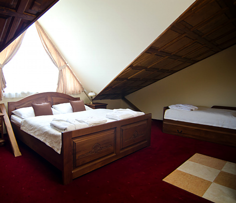 Hotel Husárik v Čadci