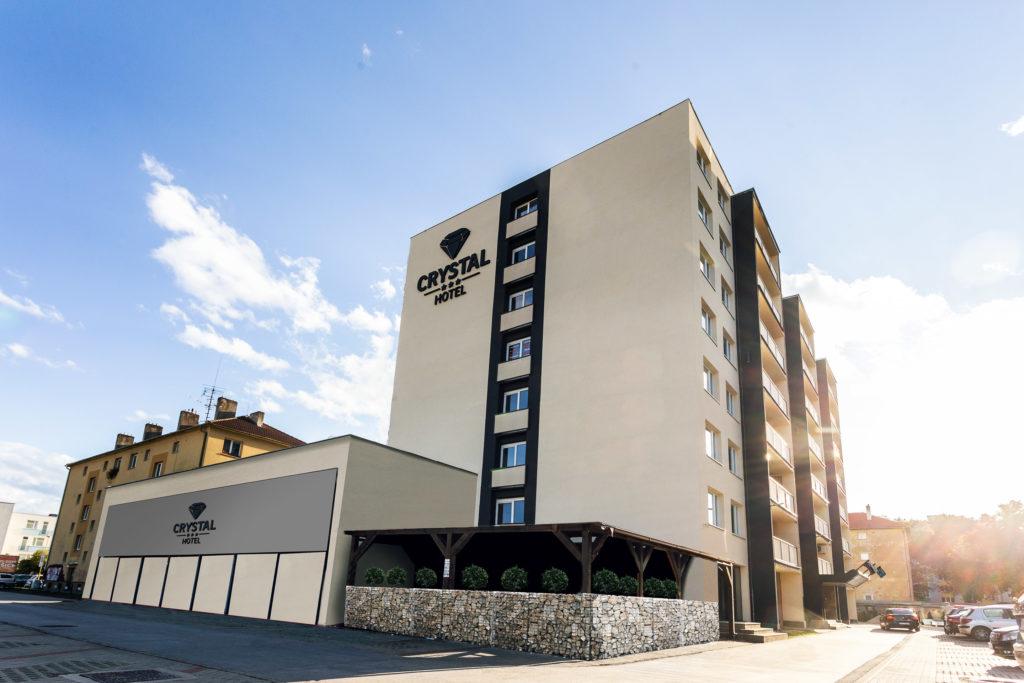 Hotel Crystal v Košiciach