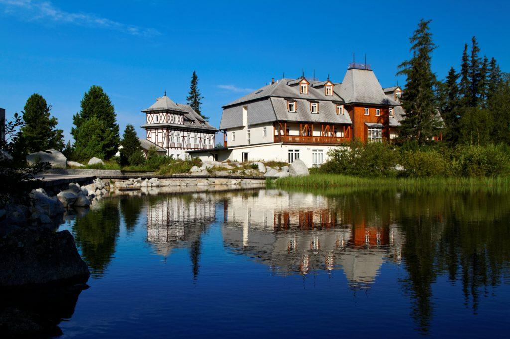 Hotel Solisko – Štrbské Pleso (pri jazere)