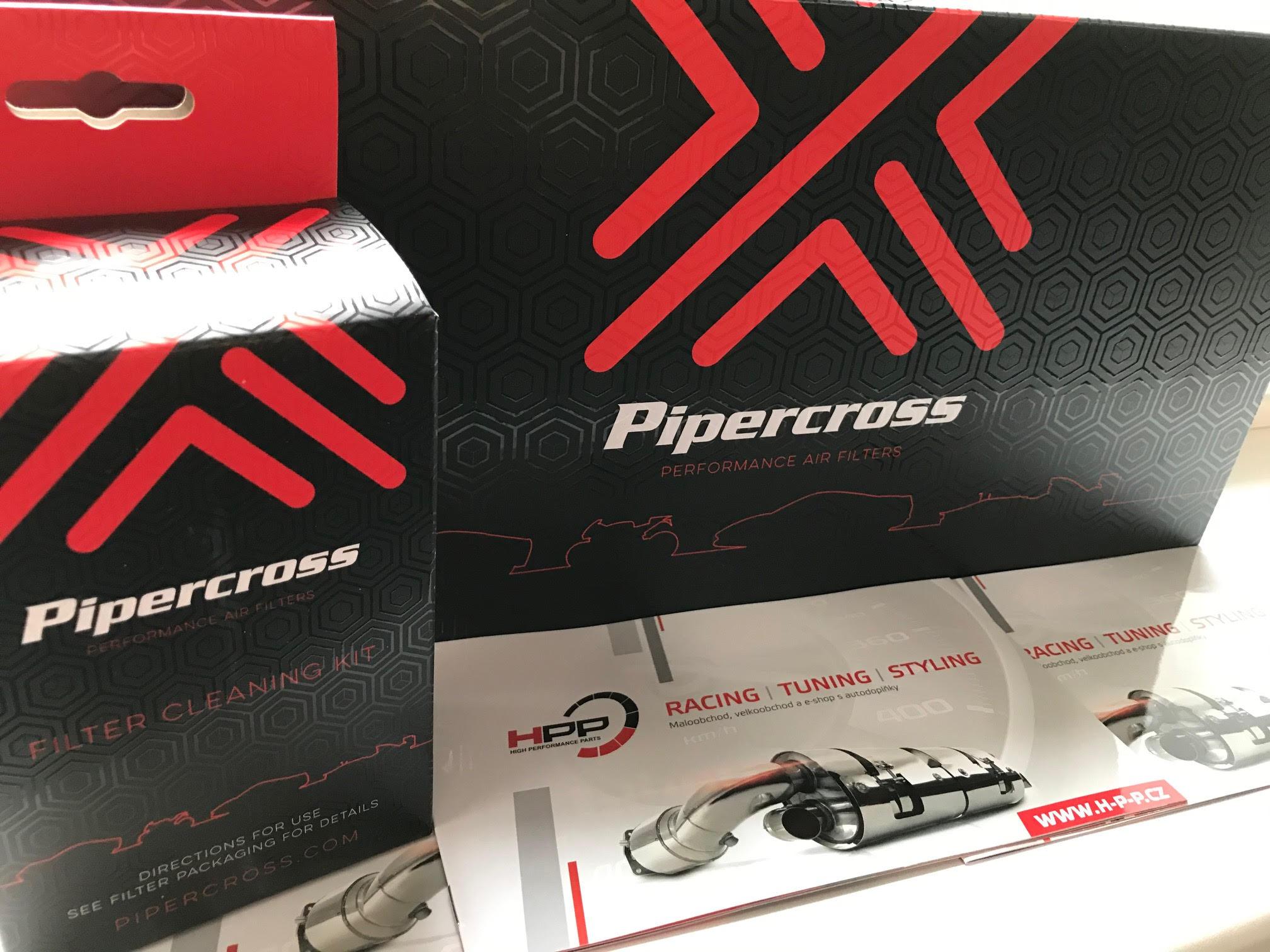 High performance parts – športový filter PIPERCROSS