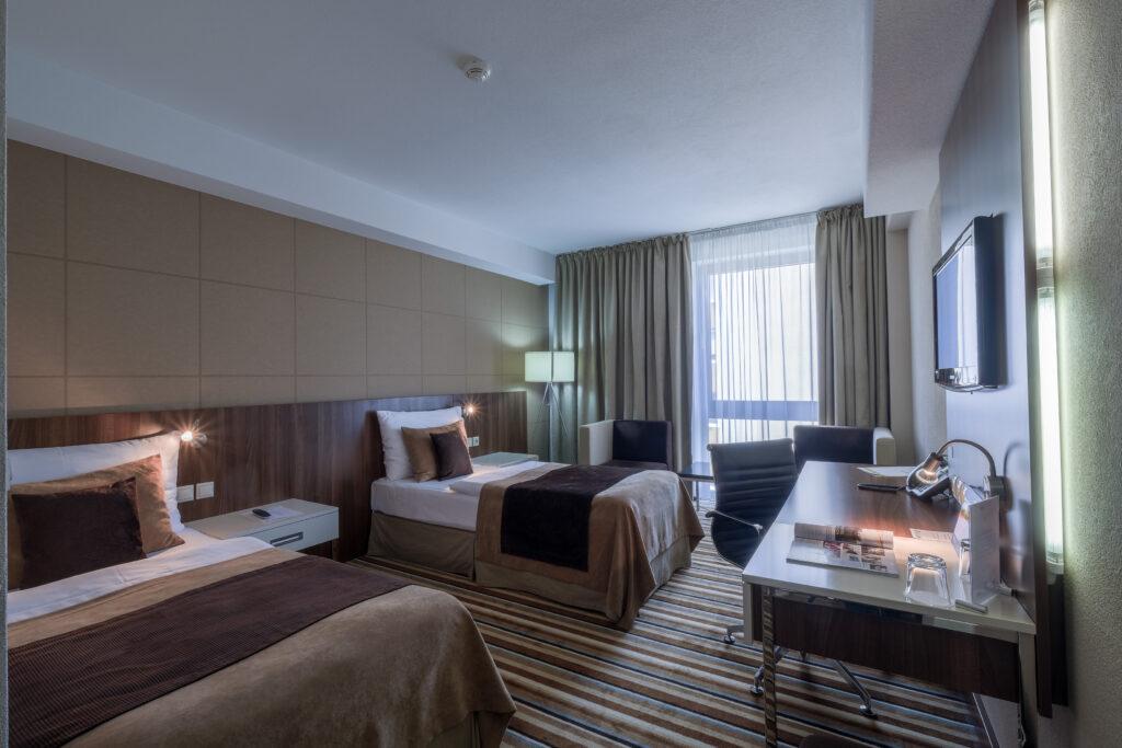 Hotel Astrum Laus **** – Levice