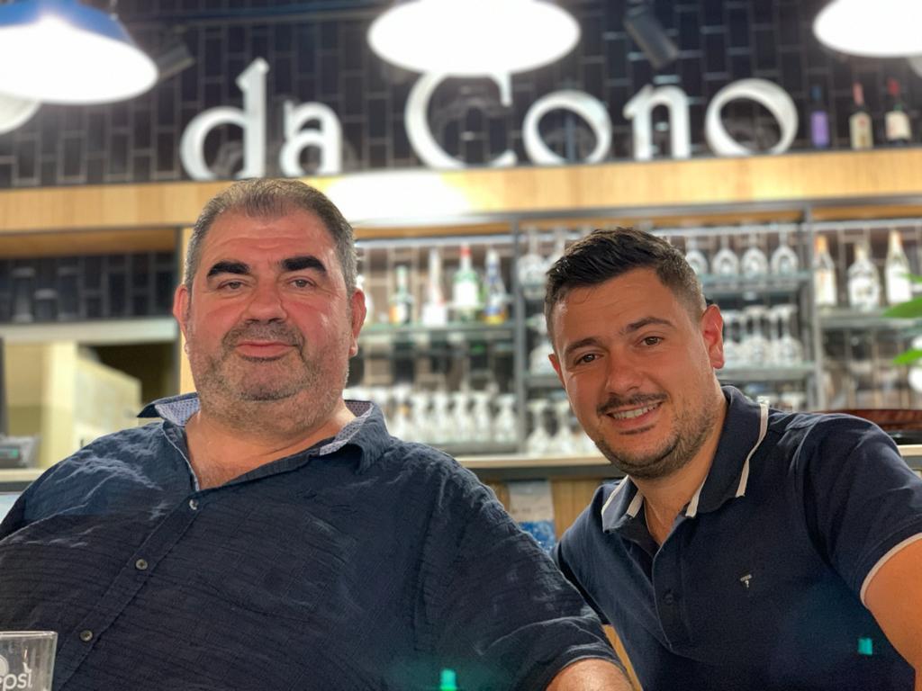 Reštaurácia Da Cono – Bratislava