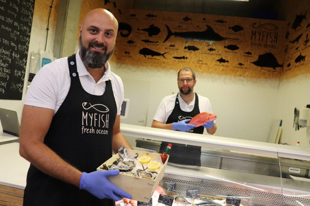 MyFish – Fresh Market Bratislava