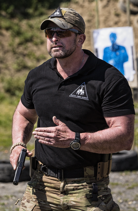 TCA – Tactical Combat Academy a náš jeden deň