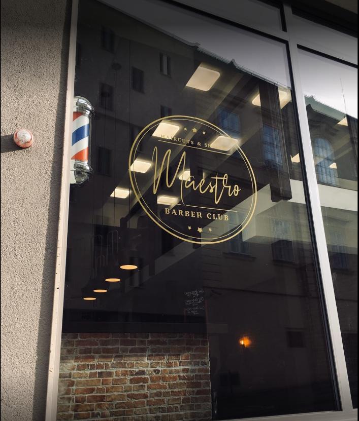 Maestro Barber Club – Brno