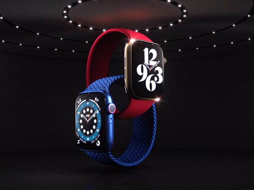 Apple Watch 6 – najlepšie hodinky súčasnosti ?