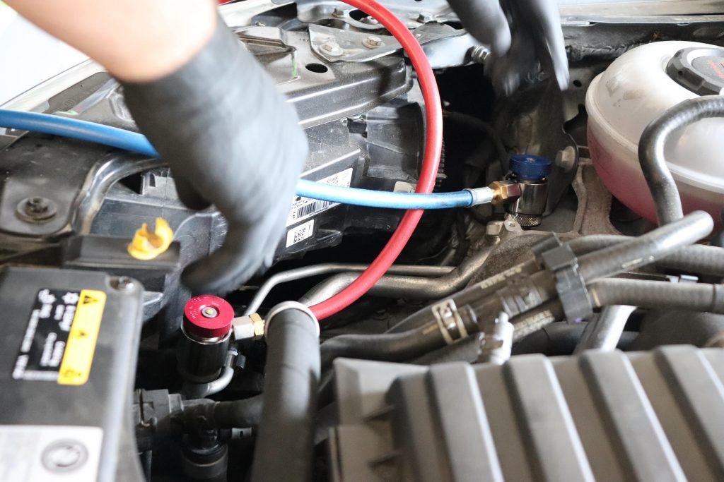 Ako na údržbu klimatizácie ? Autoservis Kotuľa / Frýdek-Místek