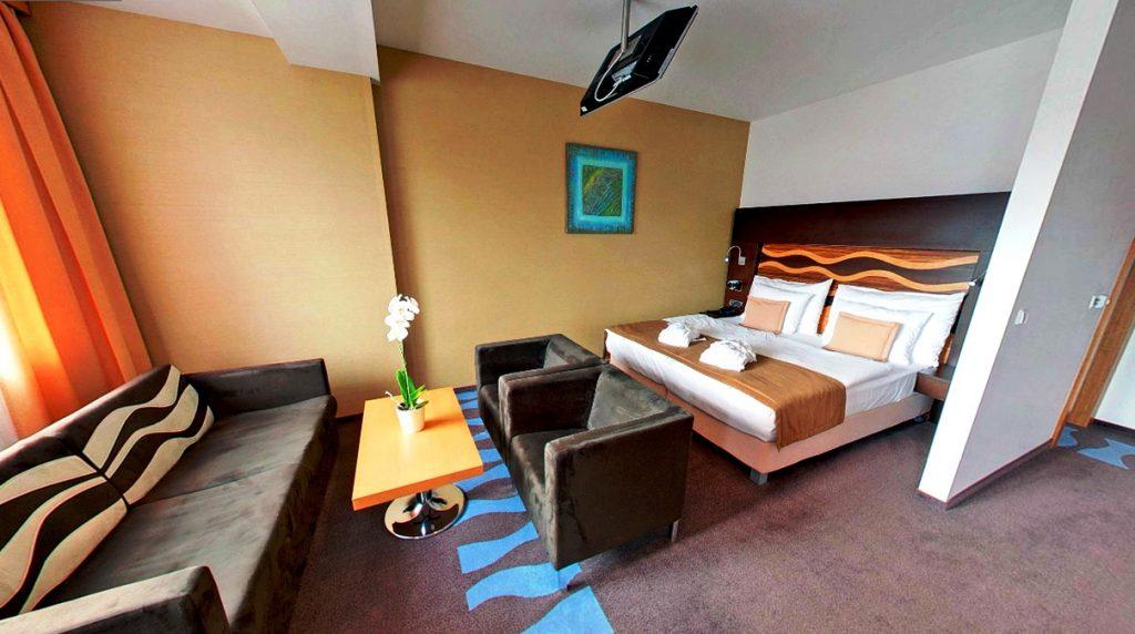 Hotel Danubia Gate – Bratislava