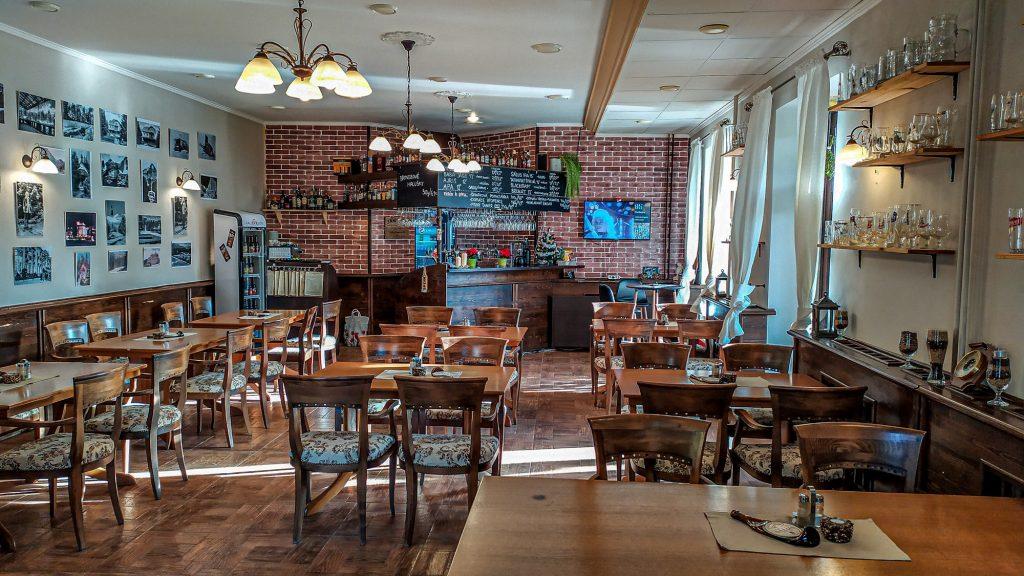 Pivovar a reštaurácia Salus – Tatranská lomnica